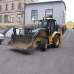 traktor-bagr VOLVO BL 71B