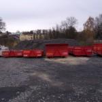 kontejnery 7.8/11.88/6.5/6.5/4.0/m3