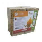 Dřevéné brikety MIXI (balení 10Kg)